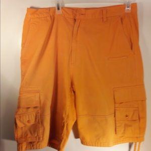 🩳 Orange (Access) Cargo Shorts 🩳